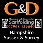 Hire Scaffold From G D Scaffolding Ltd